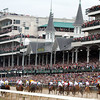 Kentucky Derby 1st Time