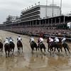 Kentucky Derby Start Gate Remote