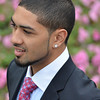 Peyton Siva at the Kentucky Derby.