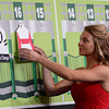 Orb's colors are put at #16 during the post position draw at Churchill Downs in Louisville, KY May 1, 2013 (Photo by Skip Dickstein)