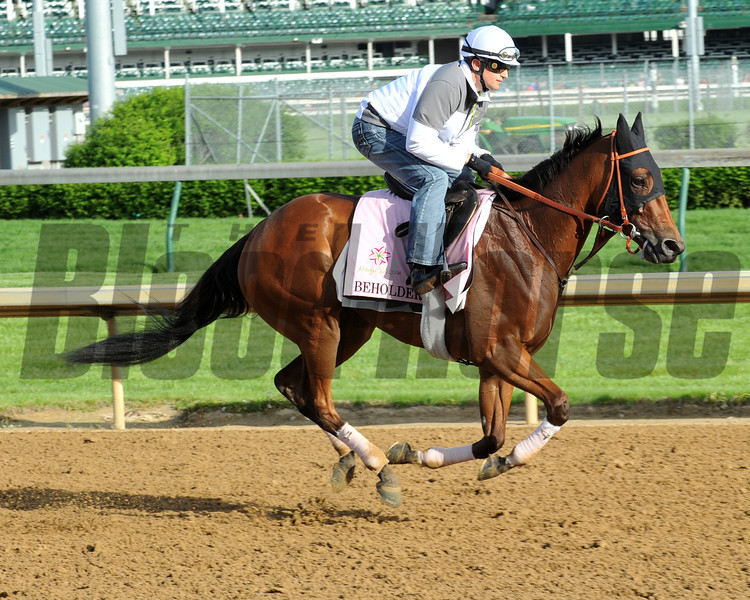 Beholder, Kentucky Oaks 2013 Churchill Downs, Louisville, KY photo by Mathea Kelley
