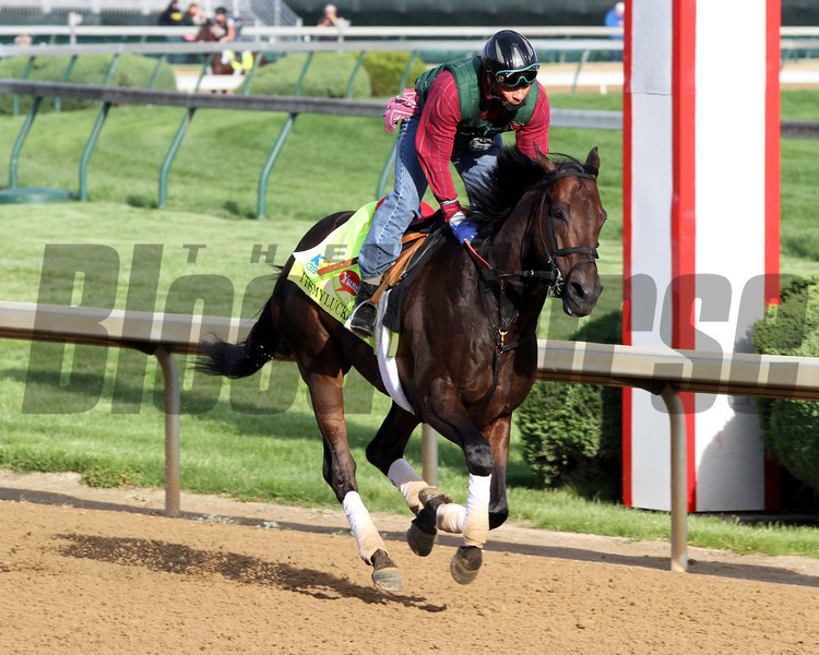 Itsmyluckyday Kentucky Derby