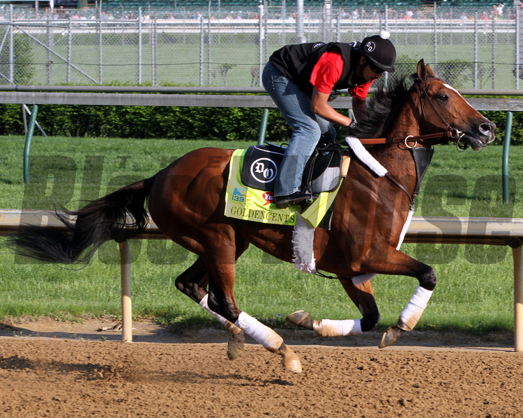 Goldencents Kentucky Derby