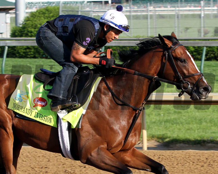 Normandy Invasion Kentucky Derby