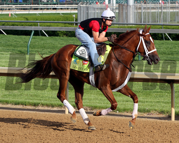 Golden Soul Kentucky Derby