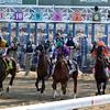 California Chrome Belmont Stakes Start Chad B. Harmon