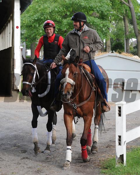 Ride On Curlin<br /> Belmont Park, May 30, 2014<br /> Coglianese Photos/Susie Raisher