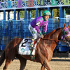 California Chrome Victor Espinoza Belmont Stakes Chad B. Harmon