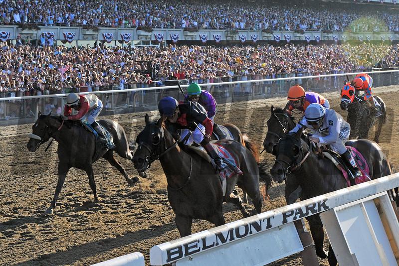 Belmont Scene