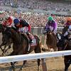 Tonalist Joel Rosario Belmont Stakes Chad B. Harmon