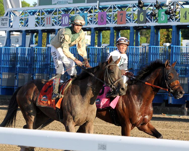 Commissioner Samraat Belmont Stakes Chad B. Harmon