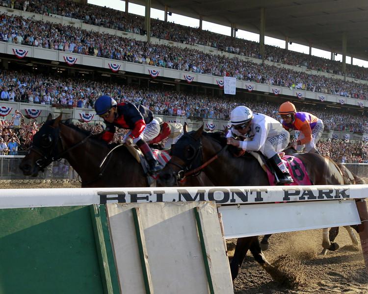 Tonalist Belmont Stakes Chad B. Harmon