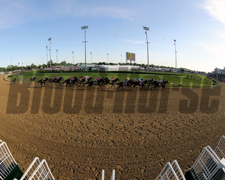 Kentucky Derby Final Turn Remote Churchill Downs Chad B. Harmon