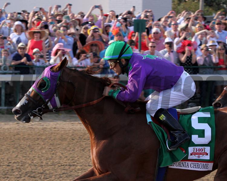 California Chrome Kentucky Derby 140 Churchill Downs Chad B. Harmon
