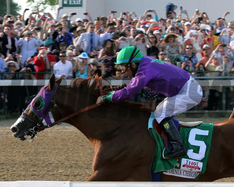 California Chrome Churchill Downs Kentucky Derby 140 Chad B. Harmon