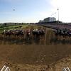 Kentucky Derby Start Churchill Downs Chad B. Harmon