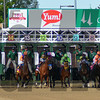 Start of the 2014 Kentucky Derby