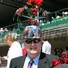 Derby Hat Churchill Downs Chad B. Harmon