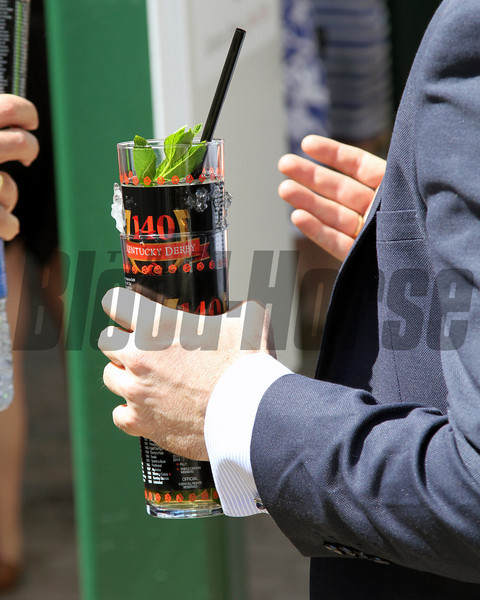 Mint Juleps Derby Glasses Churchill Downs Chad B. Harmon