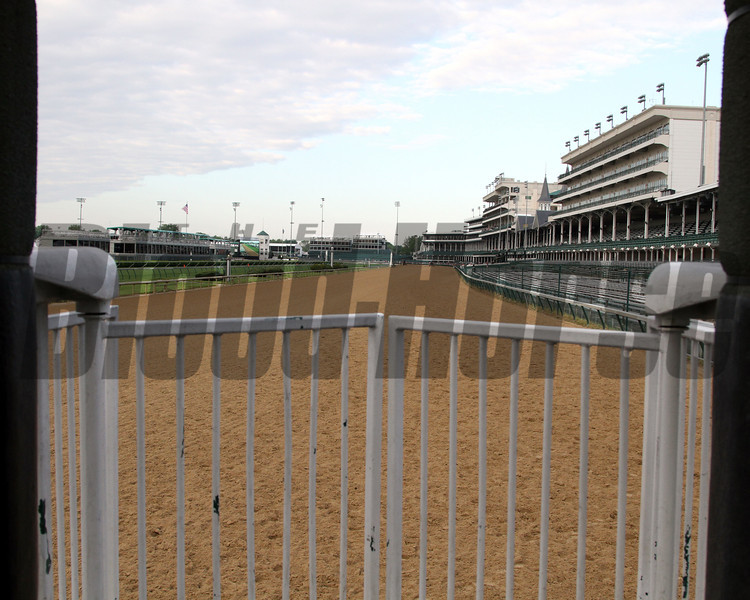 Starting Gate Churchill Downs Chad B. Harmon
