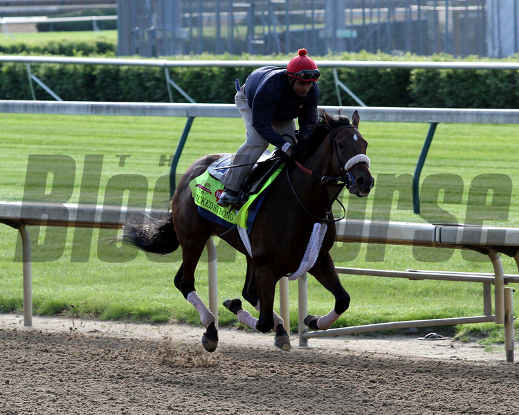 Wicked Strong Churchill Downs Chad B. Harmon
