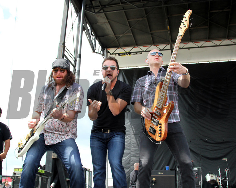 Eli Young Band Preakness Chad B. Harmon