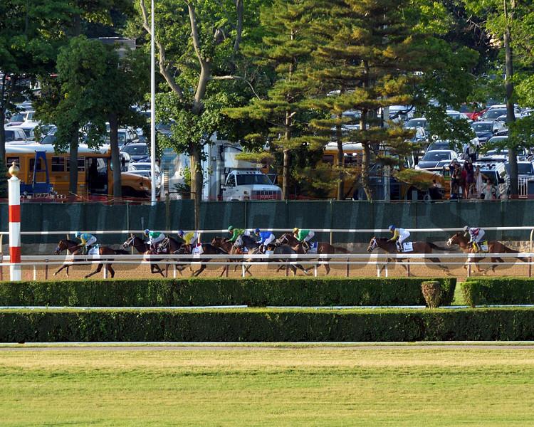 Belmont Race Sequence #7 - Chad B. Harmon