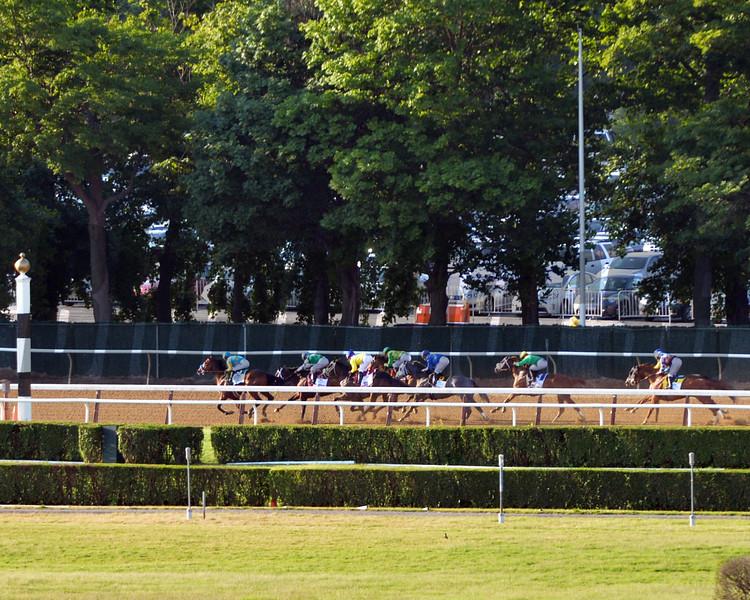 Belmont Race Sequence #8 - Chad B. Harmon