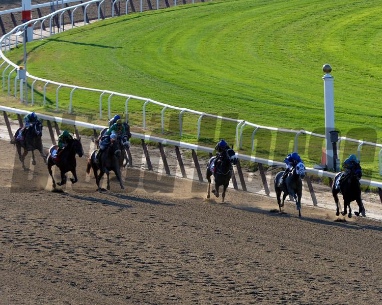 Belmont Race Sequence #13 - Chad B. Harmon