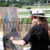 American Pharoah Painting Chad B. Harmon
