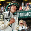 Irad Ortiz Jr. Belmont Stakes Chad B. Harmon