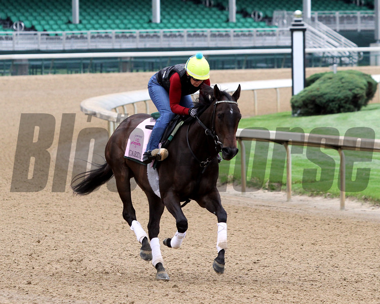 Carina Mia Churchill Downs Chad B. Harmon