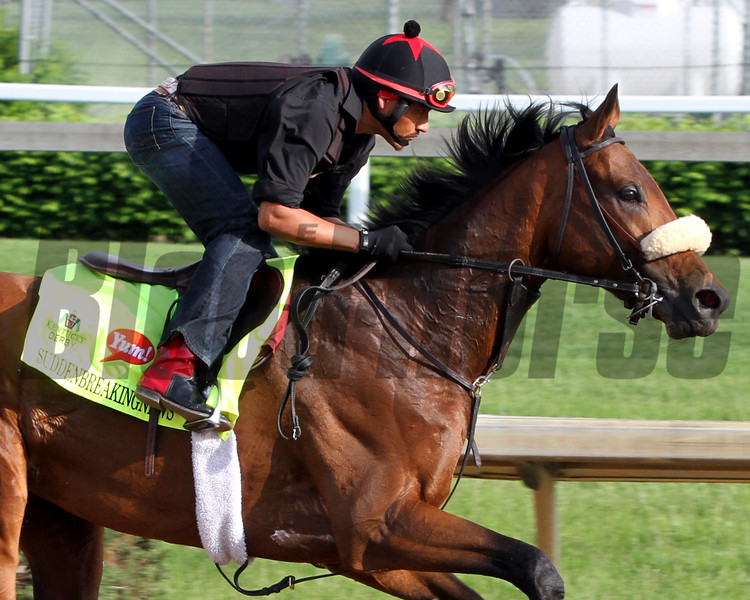 Suddenbreakingnews Churchill Downs Chad B. Harmon