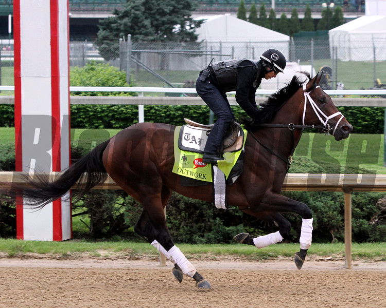 Outwork Churchill Downs Chad B. Harmon