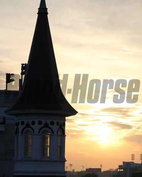 Spire Sunrise Churchill Downs Chad B. Harmon