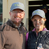 Randy and Kim Gullatt<br /> Works at Churchill Downs on May 2, 2016, in Louisville, Ky.