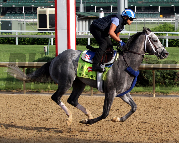 Mohaymen Churchill Downs Chad B. Harmon