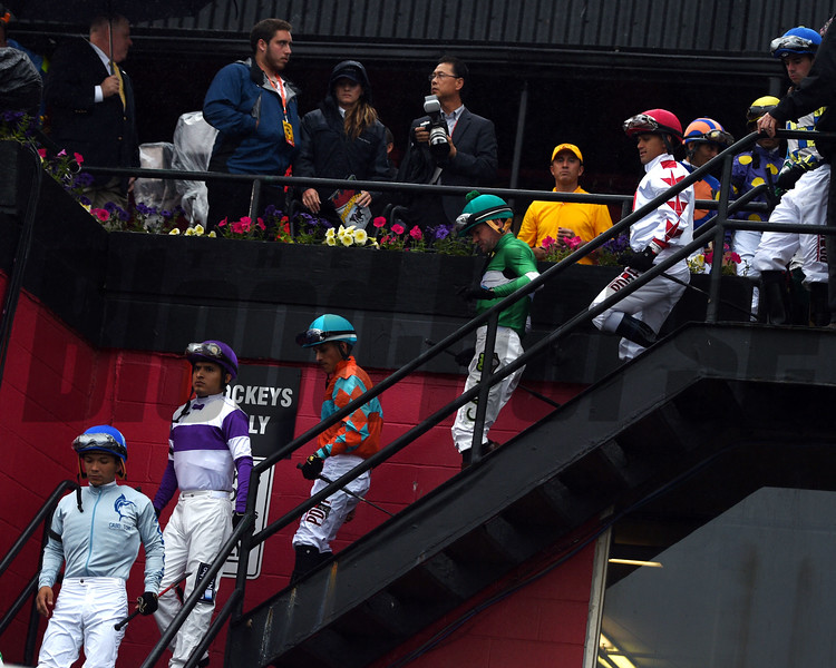Preakness Jockeys<br /> Dave Harmon Photo