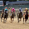 Belmont Stakes Final Turn Chad B. Harmon