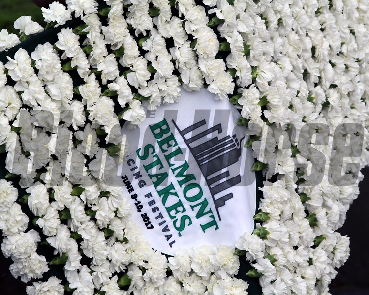 Belmont Stakes Flowers Chad B. Harmon