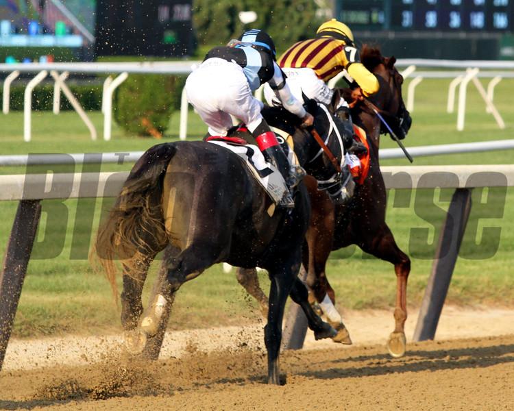 Tapwrit Irish War Cry Belmont Stakes Chad B. harmon