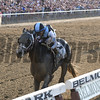 Tapwrit wins the 2017 Belmont Stakes<br /> Coglianese Photos/Annette Jasko