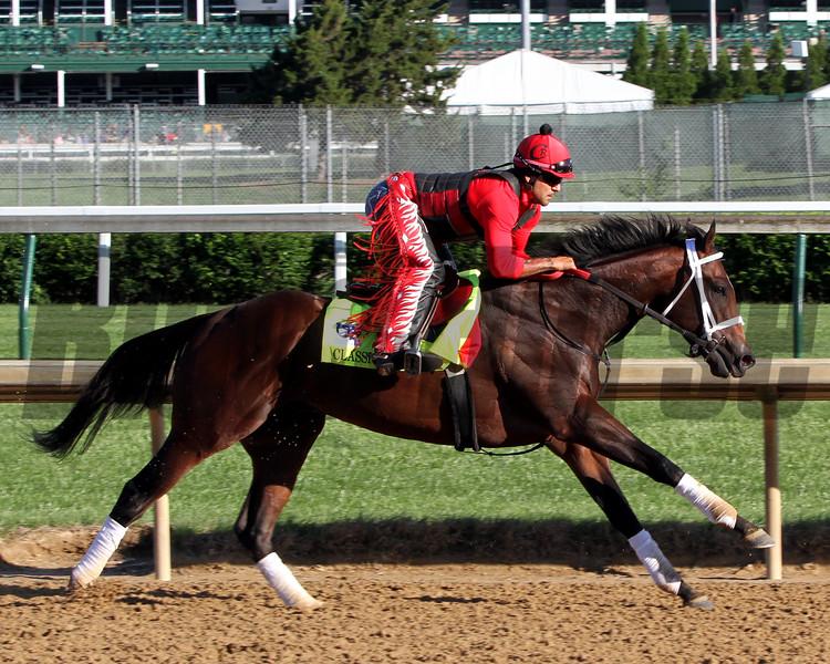 Classic Empire Kentucky Derby Chad B. Harmon