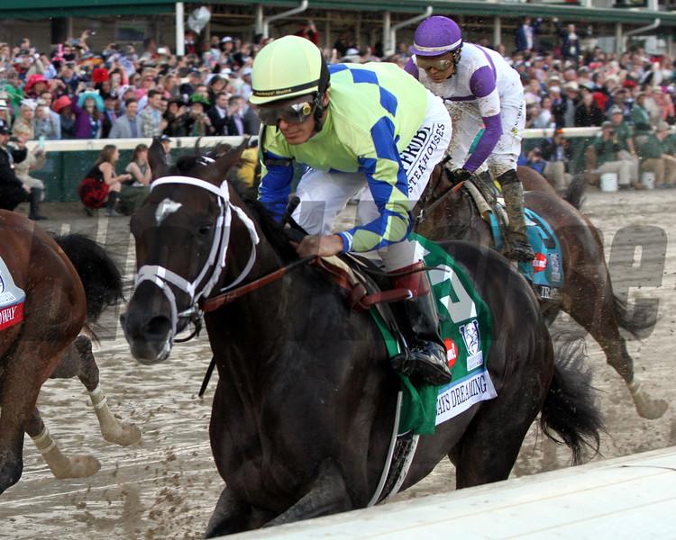 Always Dreaming Kentucky Derby John Velazquez Chad B. Harmon