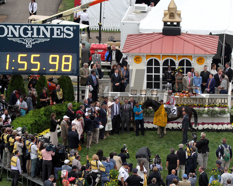 Cloud Computing Winners' Circle Preakness Chad B. Harmon