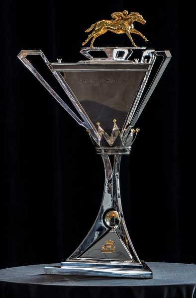 Triple Crown Trophy Tuesday June 5, 2018 in New York, New York Photo by Skip Dickstein