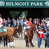 Justify Belmont Stakes Chad B. Harmon