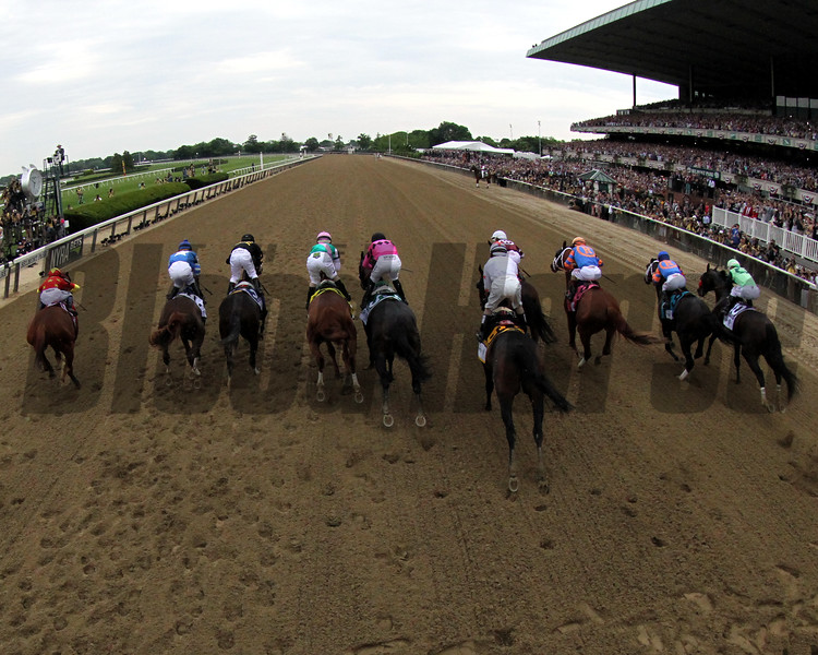 Starting Gate Remotes Belmont Stakes Chad B. Harmon