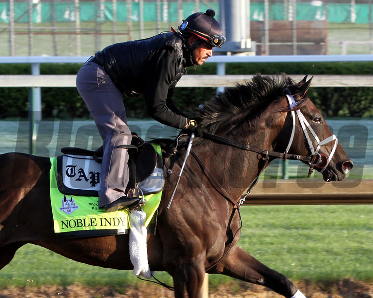 Noble Indy Kentucky Derby Chad B. Harmon
