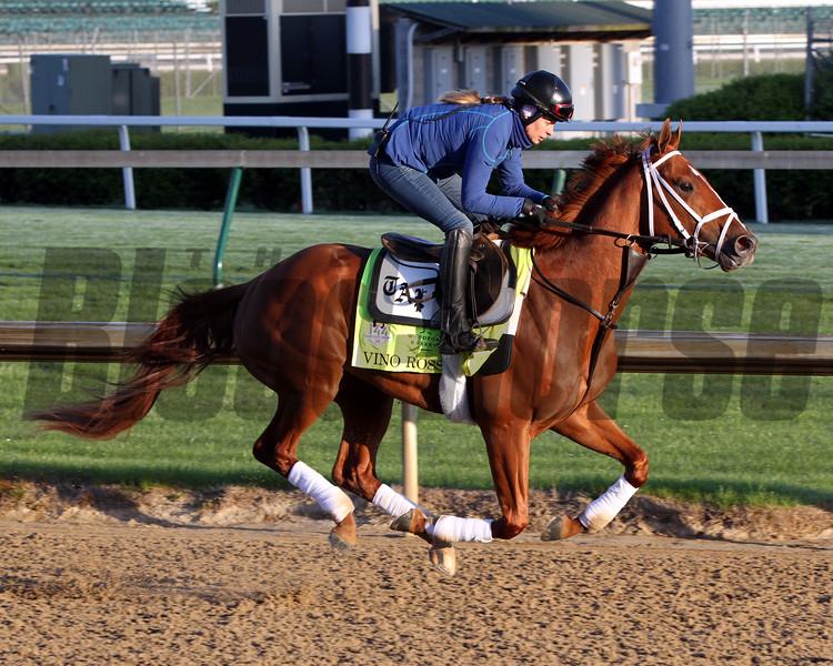 Vino Rosso Kentucky Derby Chad B. Harmon